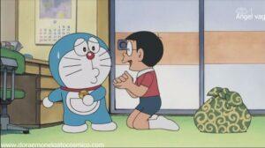 Doraemon Capitulo 49 Nobita se escapa de casa por mucho tiempo