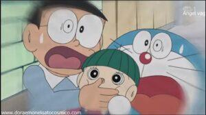 Doraemon Capitulo 50 El muñeco de la verdad