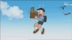 Doraemon Capitulo 51 La cabeza de la gorgona