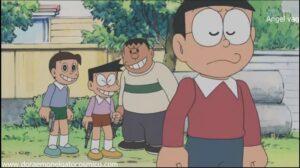 Doraemon Capitulo 52 El rey de los pistoleros