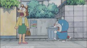 Doraemon Capitulo 53 La crema del Hombre lobo