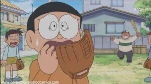 Doraemon Capitulo 59 El solidificador de voz