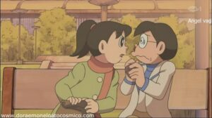 Doraemon Capitulo 62 El romance de la montaña nevada