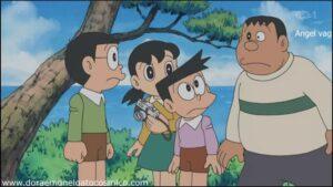 Doraemon Capitulo 64 8 dias en el castillo de Ryugu