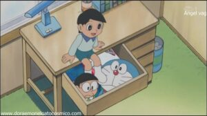Doraemon capitulo 097