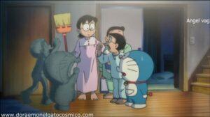 Doraemon película de fantasia