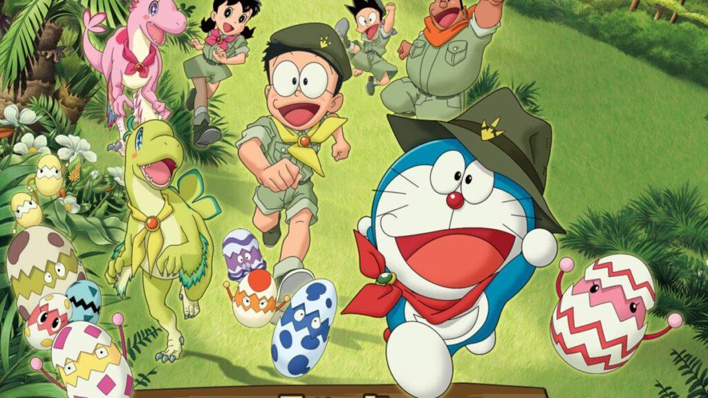 Videos de Doraemon