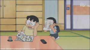 Doraemon Capitulo 126 No puede ser Nobita ha sacado un 100