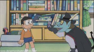 Doraemon Capitulo 127 La tarjeta del diablo