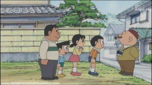 Doraemon Capitulo 129 El comunicador inter planetario