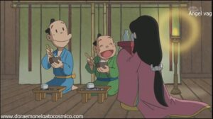 Doraemon Capitulo 130 La hoja Cambiadora