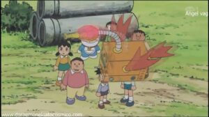 Doraemon Capitulo 132 El recaudapollo