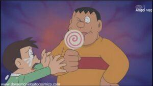 Doraemon Capitulo 133 El colirio del hombre invisible
