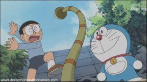 Doraemon Capitulo 136 La temible cuerda justiciera