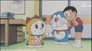 Doraemon Capitulo 137 El miniglobo aerostatico