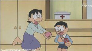 Doraemon Capitulo 142 El pasaporte del diablo