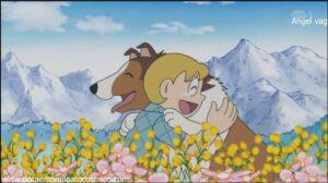Doraemon Capitulo 143 La piedra la mejor amiga del hombre
