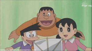 Doraemon Capitulo 145 La Cabina de la Posibilidad