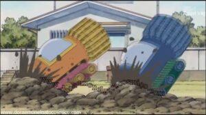Doraemon Capitulo 155 La expedicion al mundo subterraneo primera parte