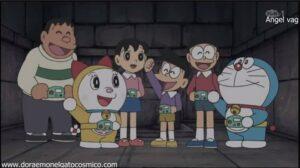 Doraemon Capitulo 156 La expedicion al mundo subterraneo segunda parte