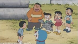 Doraemon Capitulo 158 Mis colegas los lobos