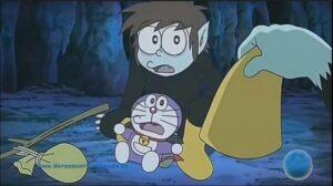 Doraemon Capitulo 163 El secreto del castillo del diablo