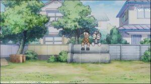 Doraemon Capitulo 166 Terror en el solar