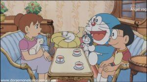 Doraemon Capitulo 174 Quien quiere cuidar a Doraemon