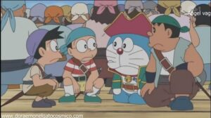 Doraemon Capitulo 180