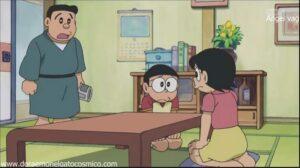 Doraemon Capitulo 181 El Horizonte en mi habitacion