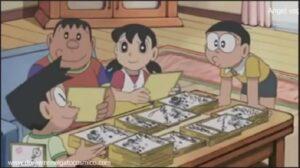 Doraemon Capitulo 183 Estrellas de tinta negra