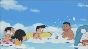 Doraemon Capitulo 186