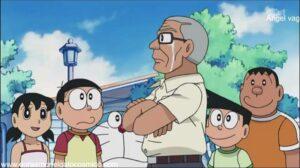 Doraemon Capitulo 188 El elefante y el anciano