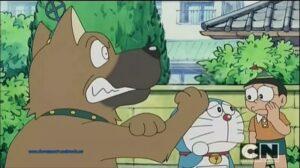 Doraemon Capitulo 189 Un dueño con mucha hambre