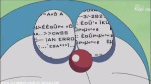 Doraemon Capitulo 192 Doraemon se pone enfermo