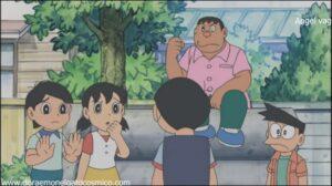 Doraemon Capitulo 197 Nobita se hace ermitaño