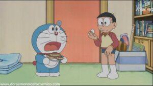 Doraemon Capitulo 198 Una brisa con aires de tifon