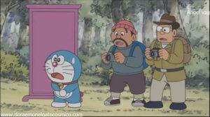 Doraemon Capitulo 202 El trabajo del hombre de las nieves