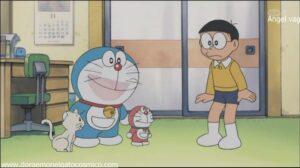 Doraemon Capitulo 203 Yo soy mini Doraemon