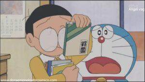 Doraemon Capitulo 209 El intercambiador electronico