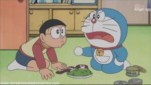 Doraemon Capitulo 210 La granja de los dulces