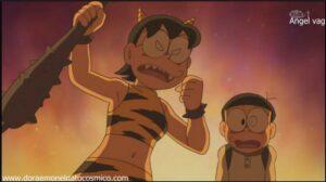 Doraemon Capitulo 211 Operacion llegar a tiempo