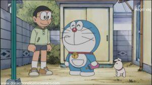 Doraemon Capitulo 213 Nobita + una paloma