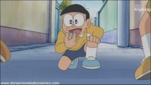 Doraemon Capitulo 219 El comandante Nobita