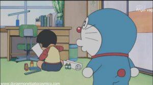 Doraemon Capitulo 220 El cohete de Dekigusu