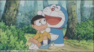 Doraemon Capitulo 224 El bosque esta vivo