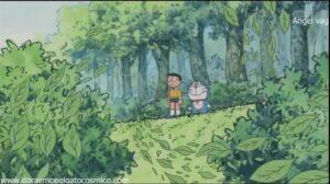 Doraemon Capitulo 222 El espiritu que se enamoro de Nobita