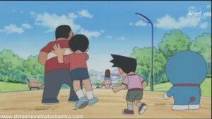 Doraemon Capitulo 240 Gigante se enamora parte 2