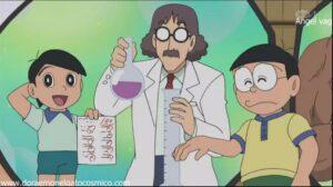 Doraemon Capitulo 245 El fantasma guardaespaldas