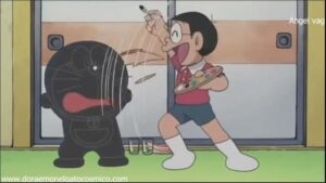 Doraemon Capitulo 253 Pintando el mundo